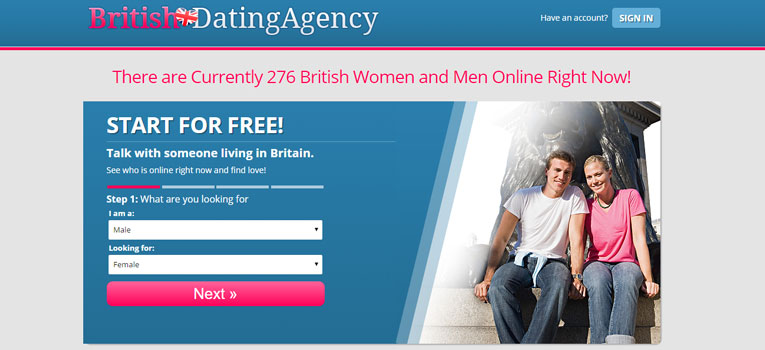 British Dating Agency Review