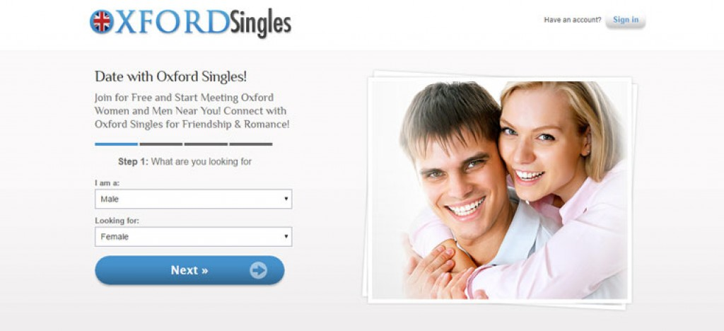 Dating In Oxford Uk