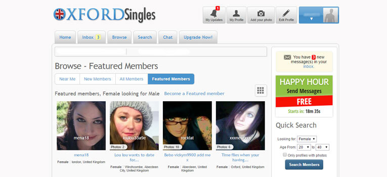 dating oxford uk Oxfordromanceorguk, a dating site for oxford students and academics, has been re-launched.