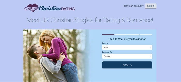 Dating site uk
