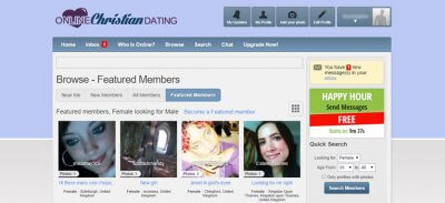 Online christian dating site reviews