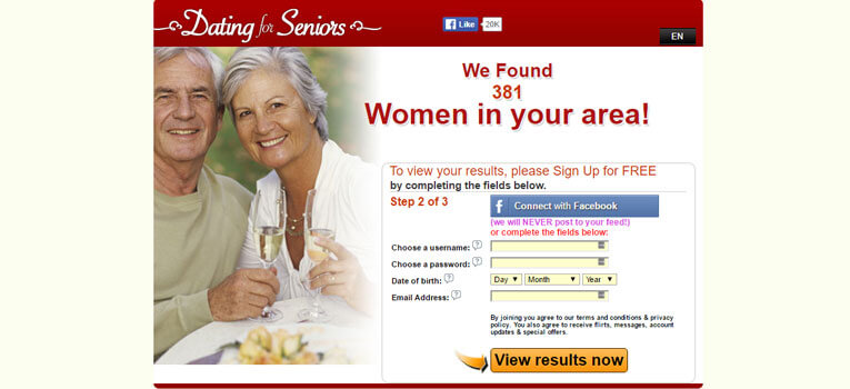 Dating For Seniors Review