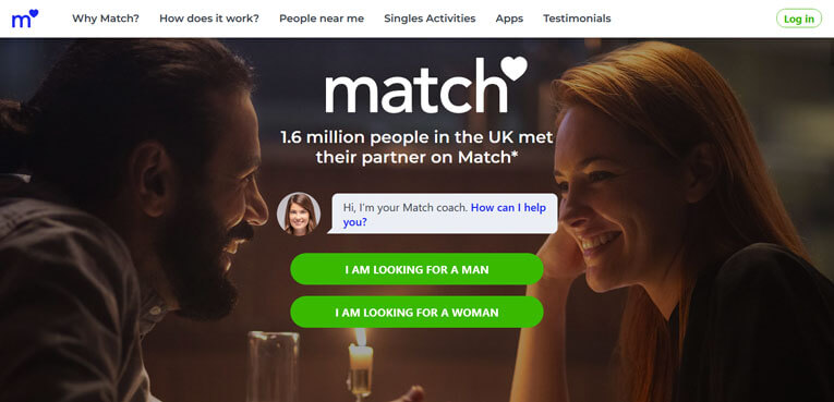 UK.Match printscreen homepage